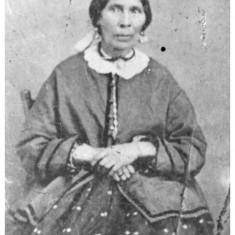 Ann - Daughter of Chief Joseph Snake 1800s